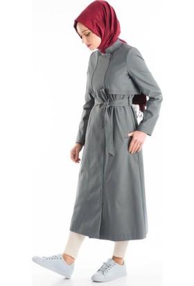 Abacı Kadın Mevsimlik Füme Kap 17K9887-G02-48