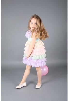 Colorinas Tütü Elbise Lila