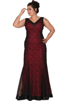 840d27ff29964 Kırmızı Elbise Fiyatları ve Modelleri - Hepsiburada - Sayfa 4