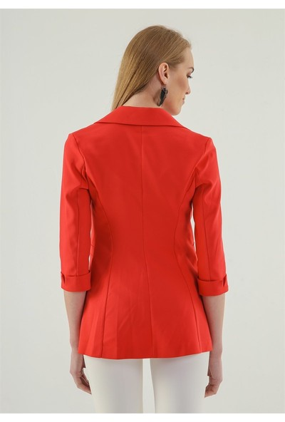 Jument 2271 Kırmızı Ceket