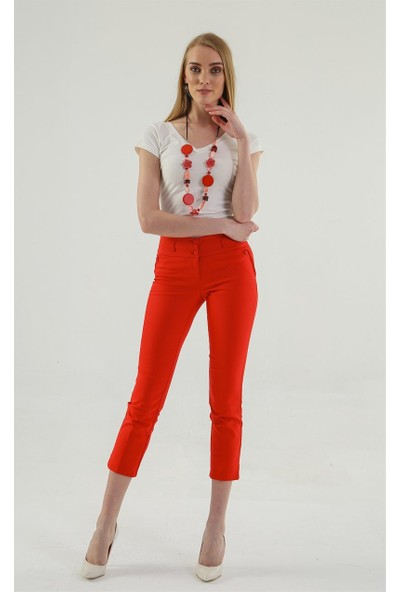 Jument 2346 Kırmızı Pantolon