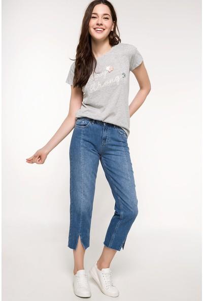 Defacto Mary Straight Denim Pantolon