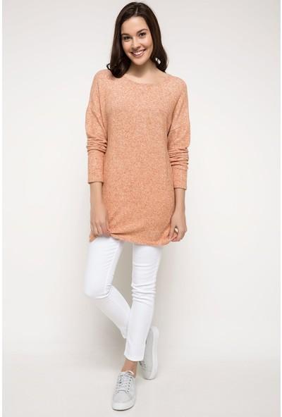 Defacto Uzun Kollu T-Shirt