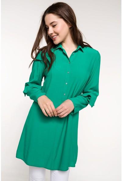 Defacto Gömlek Tunik