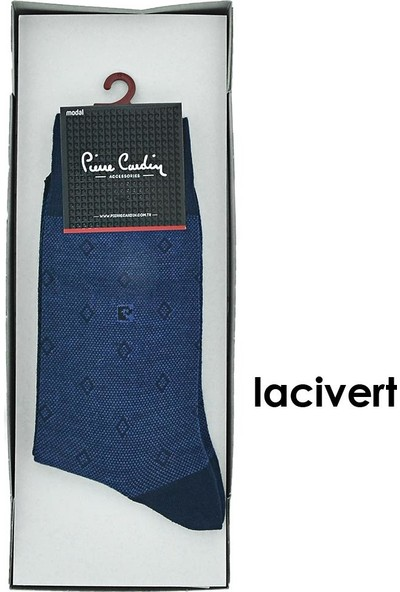 Pierre Cardin Erkek Çorap 6'lı Set 263