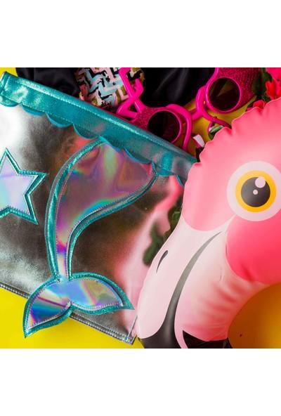 Juno Paper Portföy / Clutch Kadın El Çantası – Mermaid