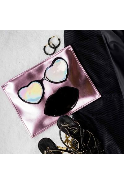 Juno Paper Portföy / Clutch Kadın El Çantası – Elegance