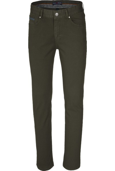 Polo Club Jeans Erkek Kot Pantolon Kartal