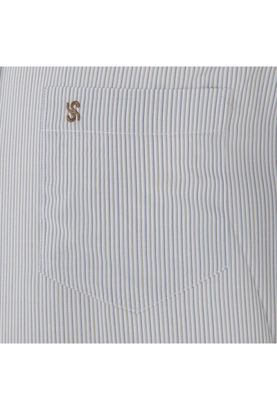 Sabri Özel Erkek Gömlek 4184014