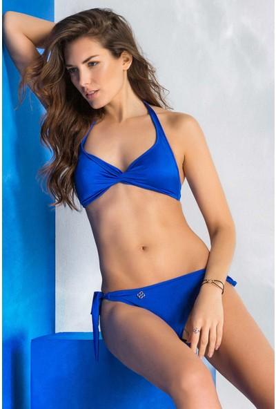 Mite Love Mavi Şık Bikini Takım Peggy