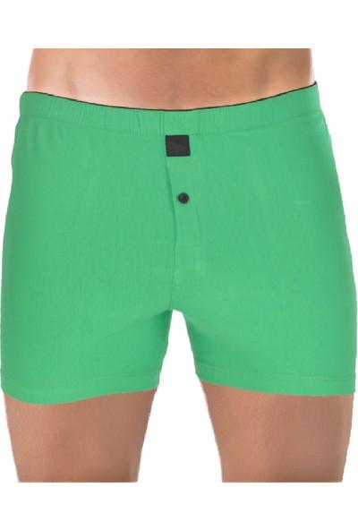 The Don Jersey/Penye Çimen Yeşili Erkek Boxer