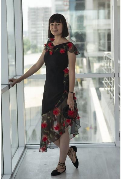 Kavshak İpek Elbise
