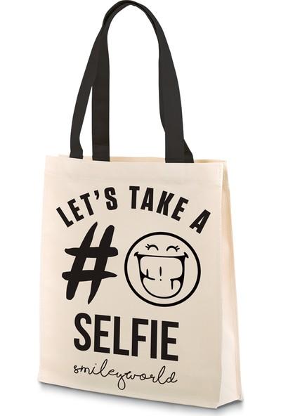 Smiley Selfie Bez Çanta