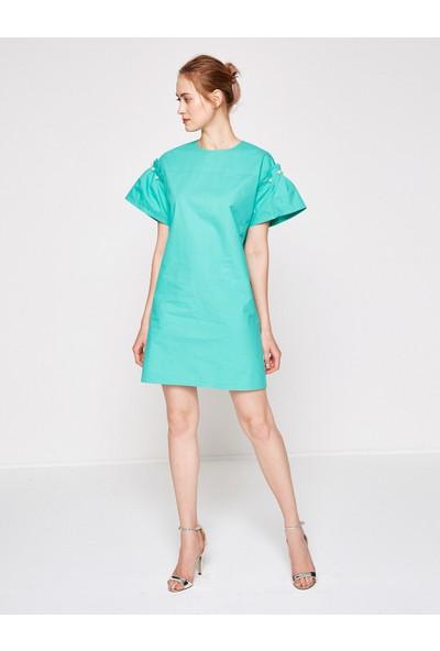 Koton İnci Detaylı Elbise