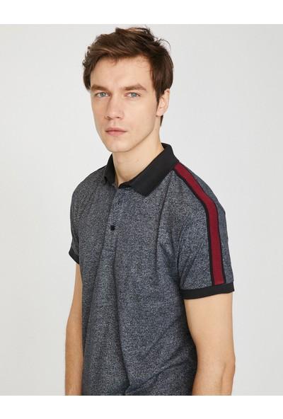 Koton Biye Detaylı T-Shirt