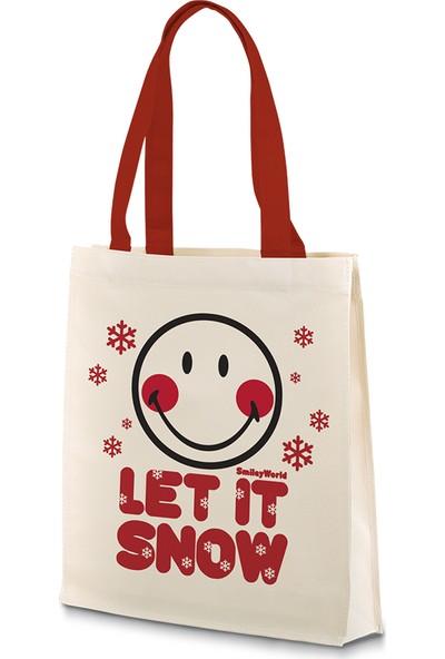 Smiley Snow Bez Çanta