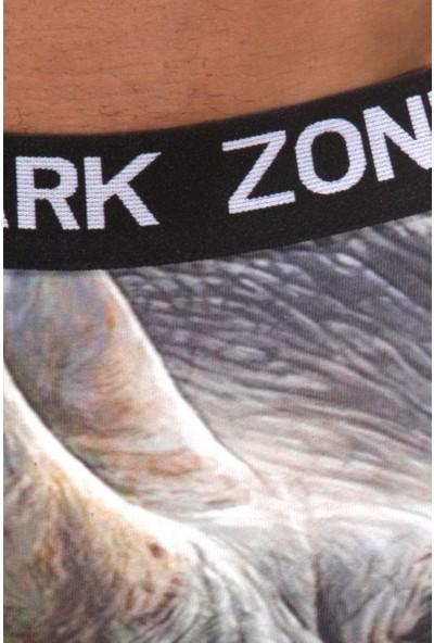 Darkzone 3D Erkek Boxer Dzn1008
