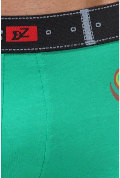 Darkzone Green Fire Dzn5005Ys