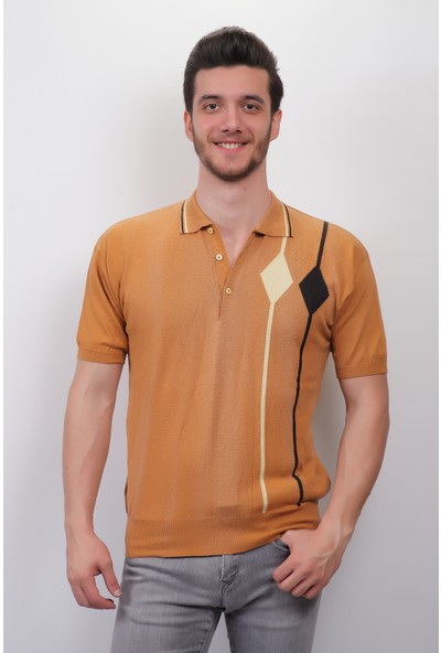 Günay Erkek Tshirt Pamuk Triko 002