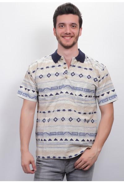 Midi Erkek Tshirt Keten Penye 1481