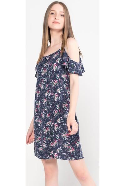 Vena Talia Çiçekli Elbise