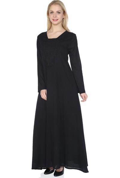 Eliş Şile Bezi Güneş Elbise