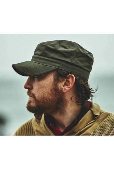 Modamarka-Shop Erkek Castro Şapka Kasket Haki Outdoor Stili Kep