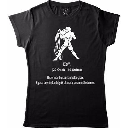 Art T Shirt Kova Burcu Kadın Tişört Fiyatı Taksit Seçenekleri