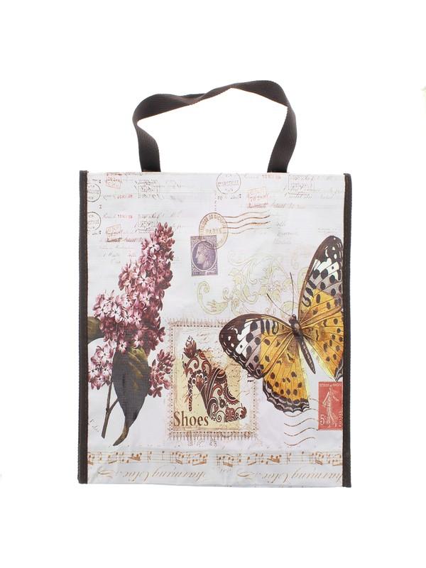 Mathilde Butterfly Alışveriş Çantası