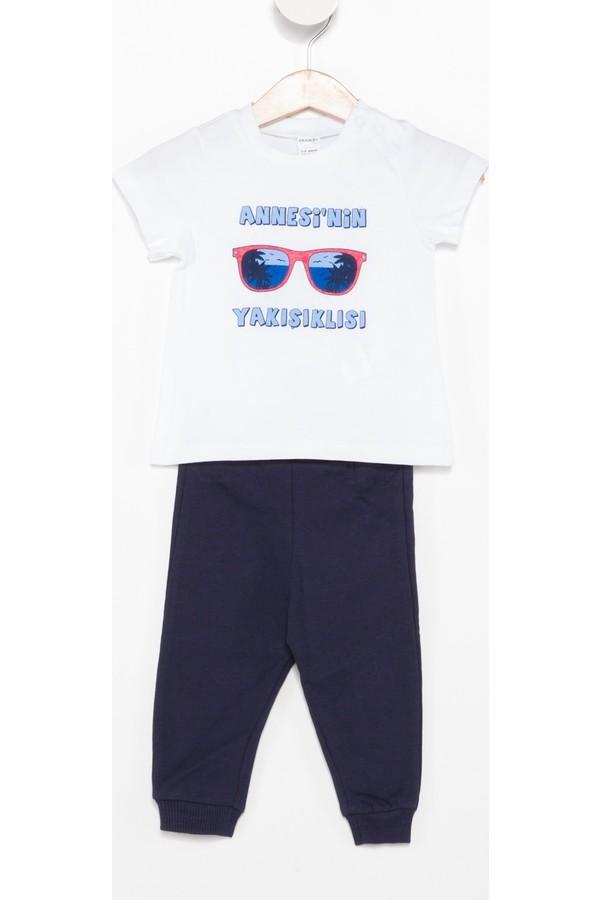 Defacto Kid's Printed Detailed T-Shirt