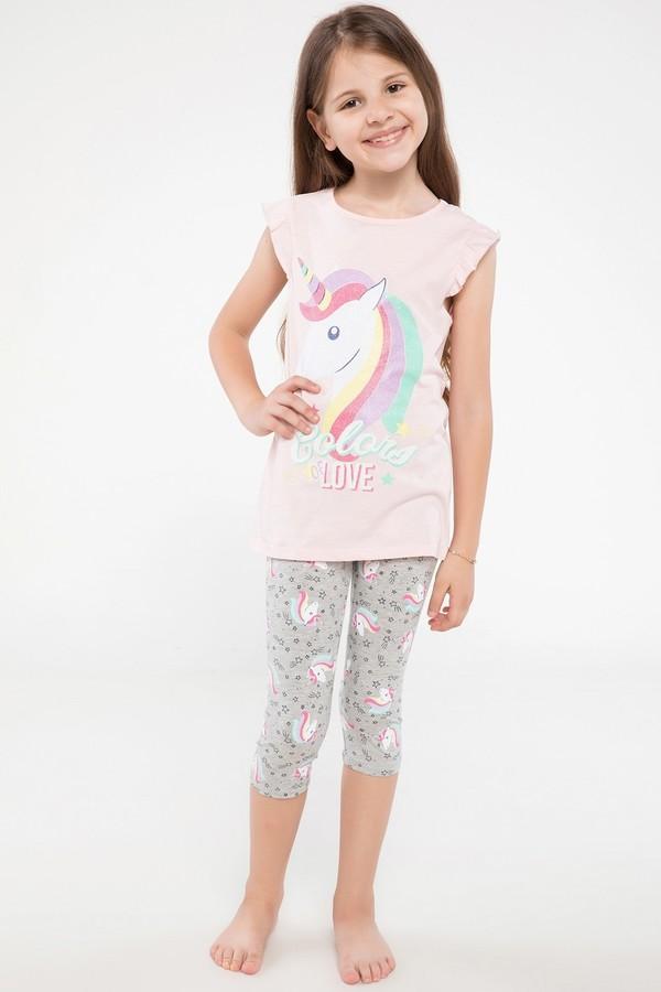DeFacto Printed Girls Pajama