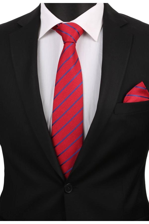 La Pescara red handkerchief Tie Classic 2867