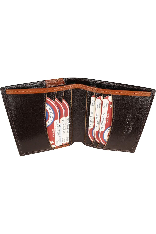 U.S. Polo Assn. Men's Wallet Plcz8413