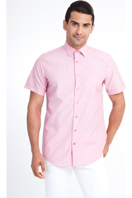 Kigili Men's Patterned Shirt