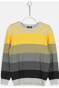 LC Waikiki Kids' Striped Sweater