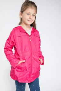 DeFacto Girl's Solid Jacket