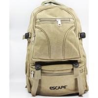 Escape 501 Kanvas Kumaş Dağcı Sırt Çantası