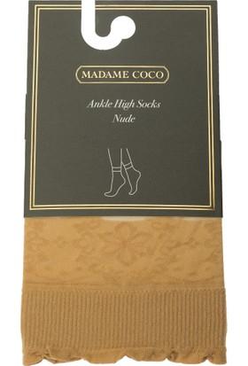 Madame Coco Eva Soket Çorap - Ten