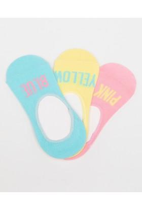 Defacto Kadın Çorap Seti