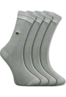 Adonis Erkek Çorap Modal 4 Çift Kahverengi