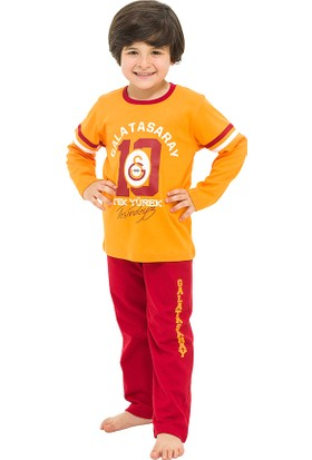 Galatasaray Lisanslı Garson Pijama