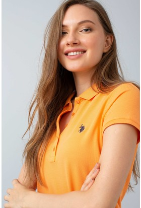 U.S. Polo Assn. Kadın T-Shirt 50189962-Vr051