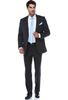 İmza Comfort Fit Düz Takım Elbise