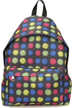 Oxide Kmr18Aw010 Çok Renkli Unisex Çocuk Sırt Çantası