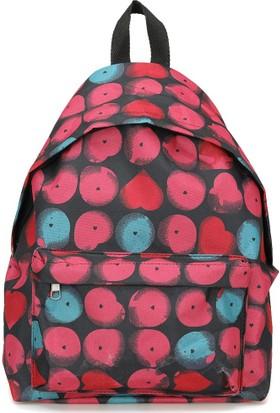Oxide Kmr18Aw014 Çok Renkli Unisex Çocuk Sırt Çantası