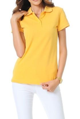 Cazador Kadın Polo Yaka T-Shirt 4311