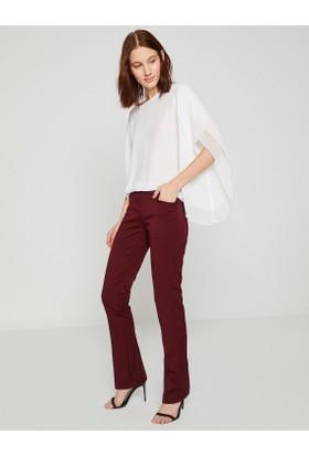Koton Kadın Normal Bel Pantolon