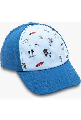 Koton Erkek Çocuk Baskılı Şapka