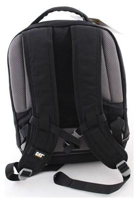 Cat 83296 Caterpillar Backpack Expandable Erkek Sırt Çantası Siyah