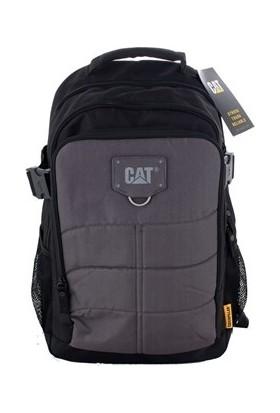 Cat 83436 Erkek Spor Sırt Çantası Siyah Antrasit